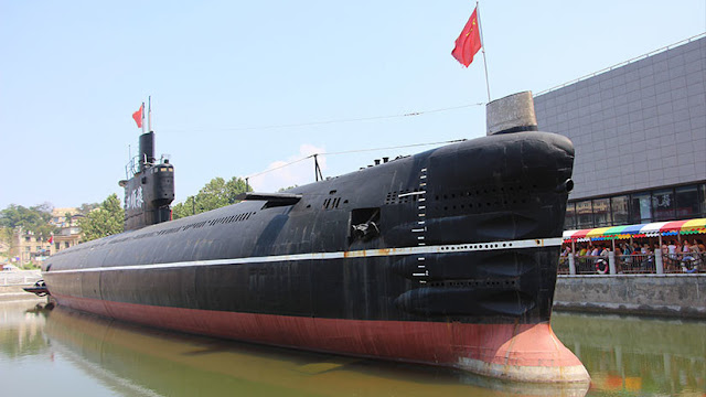 "China desarrolla drones submarinos gigantes e ""inteligentes"""