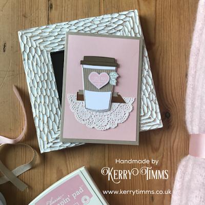 kerry timms stampin up autumn winter catalogue create craft stamp coffee christmas handmade cardmaking class gloucester hobby papercraft stamp scrapbooking