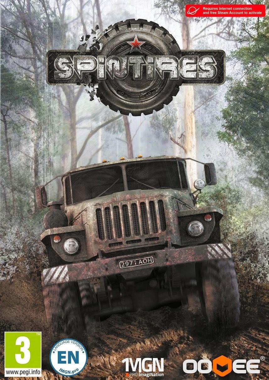 Cover Caratula Spintires Full PC ESPAÑOL Descargar