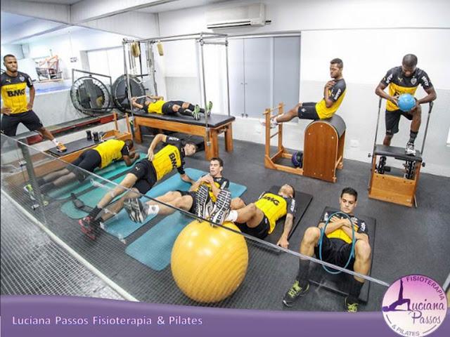 Treinamento funcional com Pilates