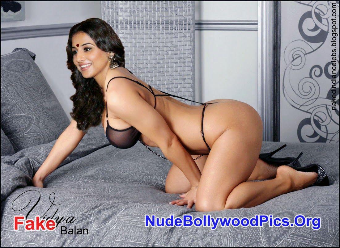 vidhya balan hot naked fucking