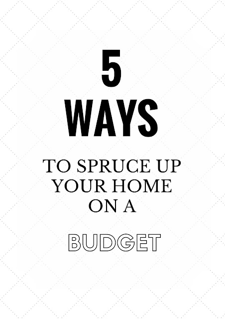 5 ways to spruce up your home on a budget sparkles stretchmarks a uk parenting pregnancy blog - Six ways to spruce up your balcony ...