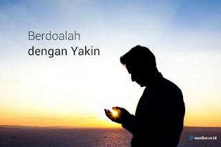 Kumpulan Doa Para Nabi dan rosul