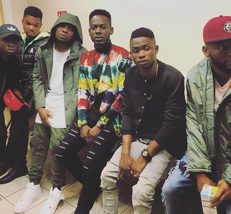 Olamide: I don't command Lil Kesh, Adekunle Gold, even though they are signed to YBNL