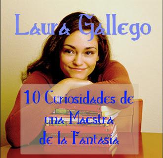 Laura Gallego Curiosidades Autora Fantasía
