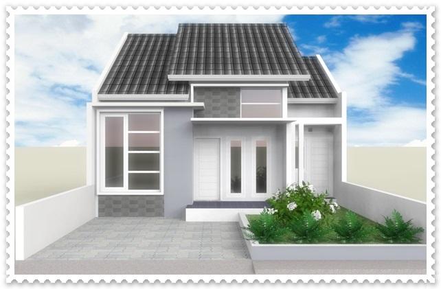 gambar model perumahan minimalis type 60