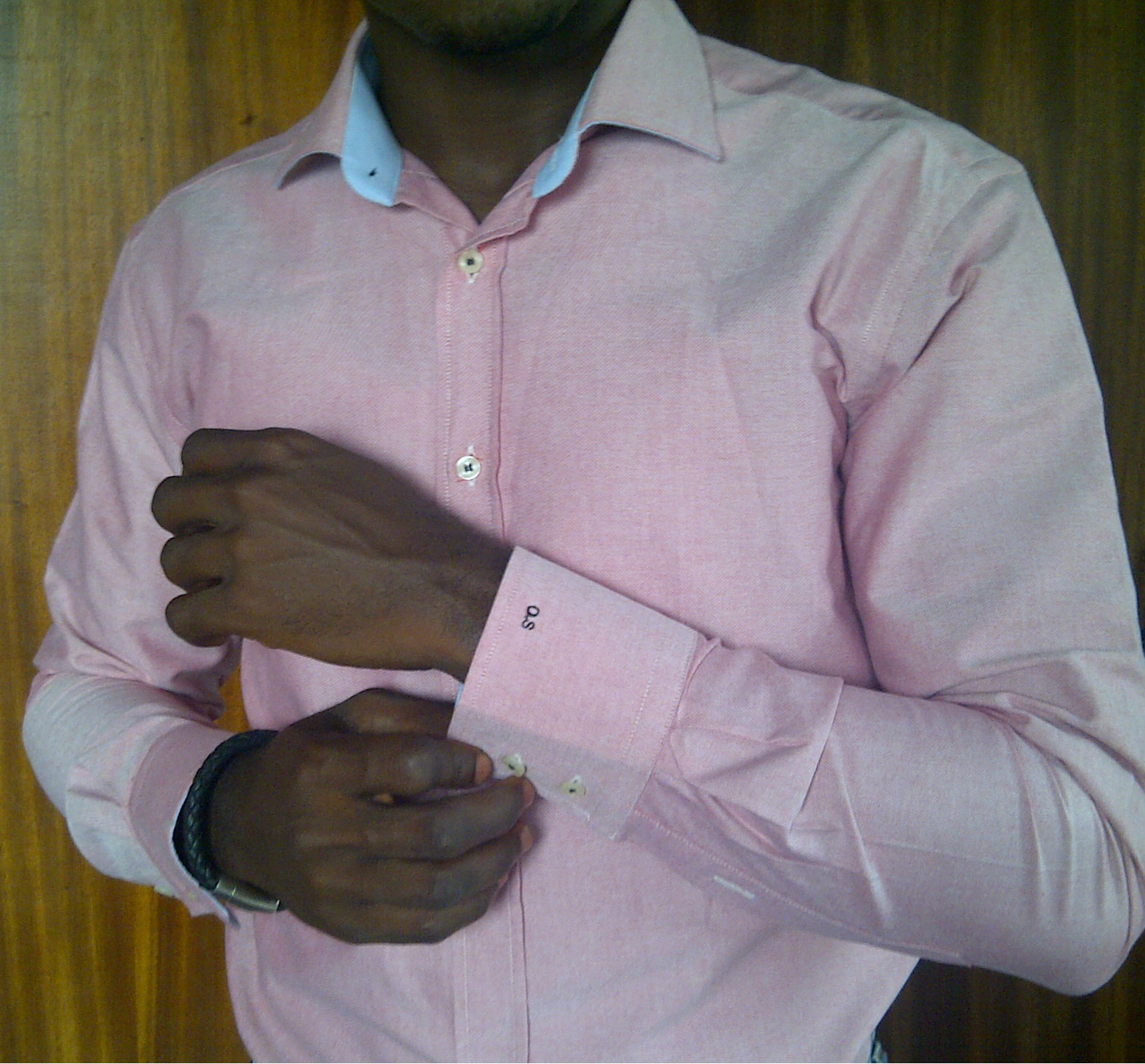 Tailor4less custom made shirt- Fit