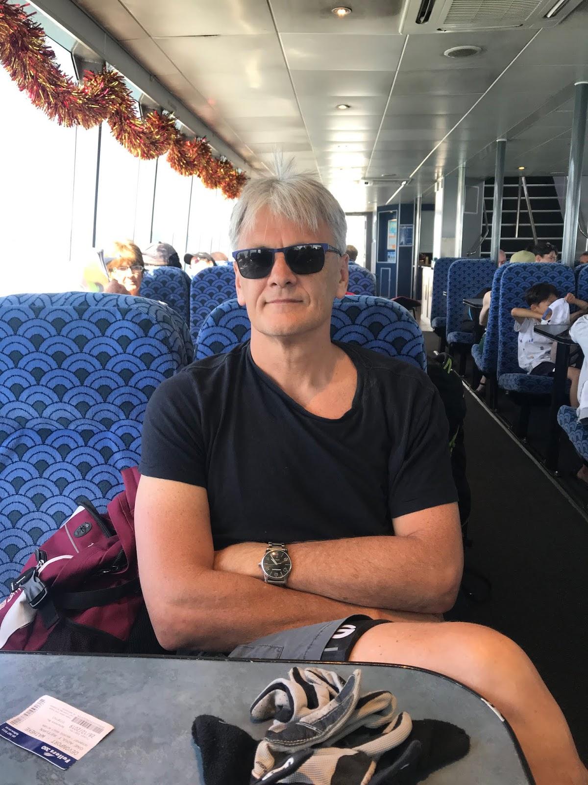 Ferry to Waiheke