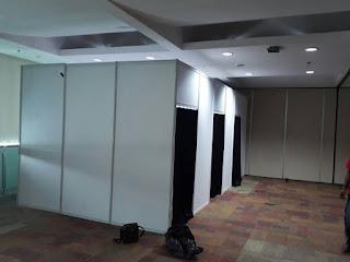Pemasangan Fitting Room 2x3 di Rumah Sakit Mayapada