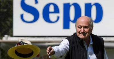 Sepp Blatter to be charged