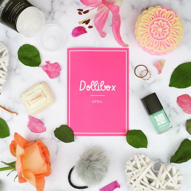 Lovelaughslipstick Blog Dollibox April 2017 Edition Review