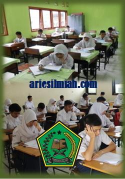 Js Aries Blog Kisi Kisi Ujian Madrasah Um Mts Tahun Pelajaran 2016 2017 Kkm Mts Jabar