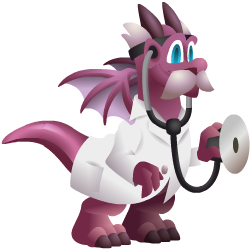 Aspetto giovanile Drago Dottore