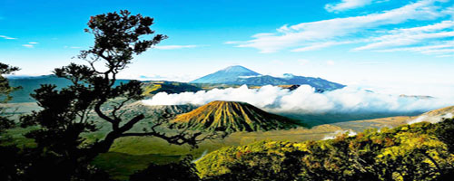 Mount Bromo - Bromo Java Travel