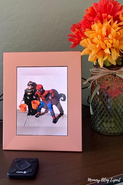 Nixplay Iris Cloud Frame Family Gift