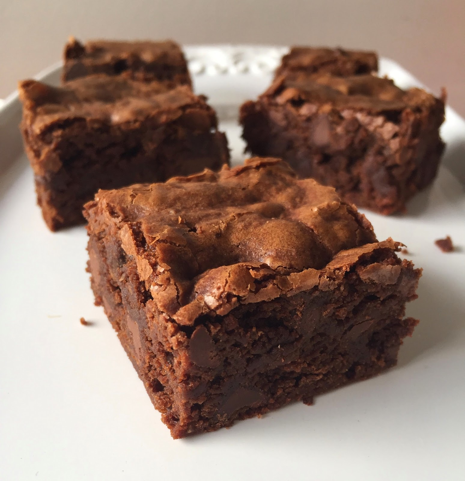 Goddess of Baking: The Perfect Fudgy Brownie