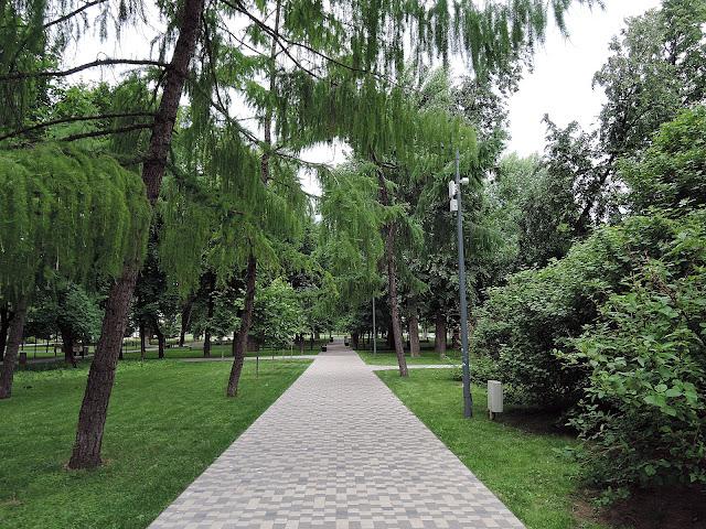таганский детский парк