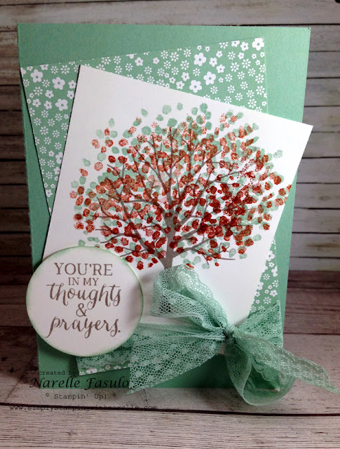 Sheltering Tree - Narelle Fasulo - Stampin' Up!