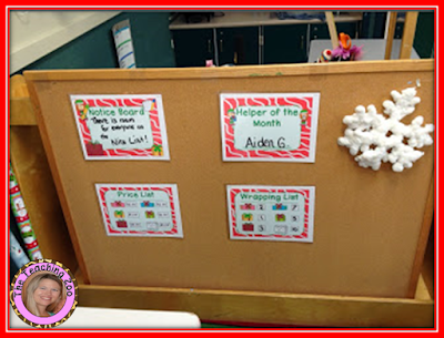 https://www.teacherspayteachers.com/Product/Santas-Helper-Gift-Wrap-Store-Dramatic-Play-Pack-994711