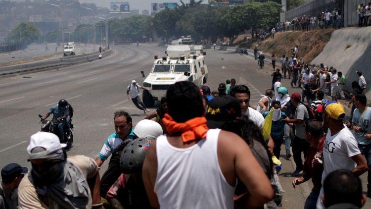 Nhà thờ Đức Mẹ Fatima ở Venezuela bị tấn công
