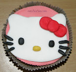Tartaleta Hello Kitty