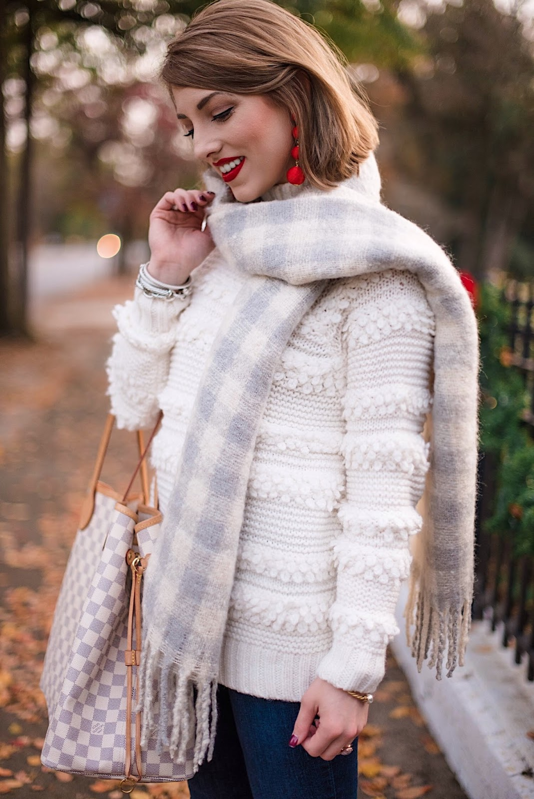Baublebar Criselda Ball Drop Earrings - Something Delightful Blog