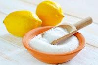Cara Alami Memutihkan Gigi Yang Terbukti Ampuh - garam dan lemon