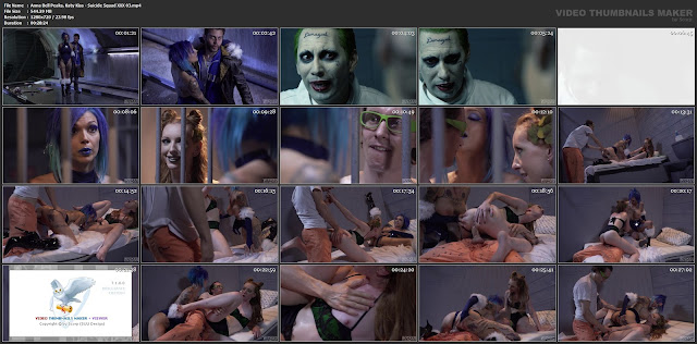 Anna Bell Peaks, Katy Kiss - Suicide Squad XXX An Axel Braun Parody (Wicked Pictures)