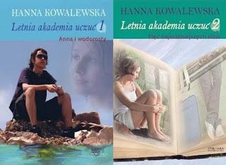 """""""Letnia Akademia Uczuć"""" Hanna Kowalewska - recenzja"""