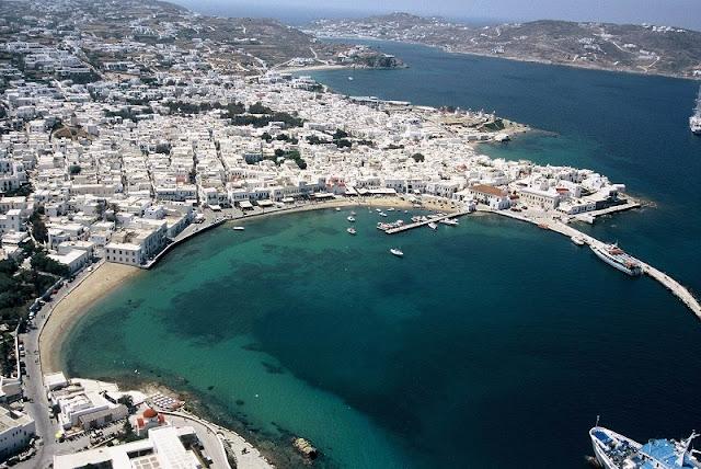 Geografia de Mykonos