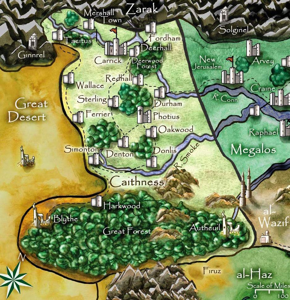 Geografia _caithness