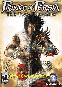 Prince Of Persia The Two Thrones Game Cover