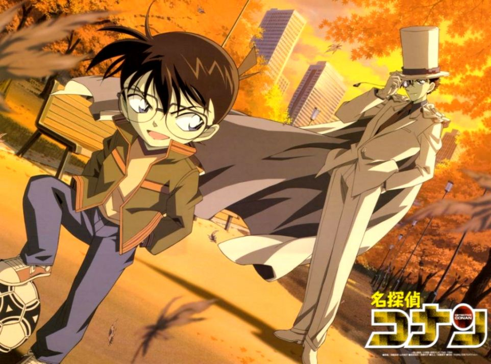 Detective Conan Child Wallpaper Wallpapers Direct