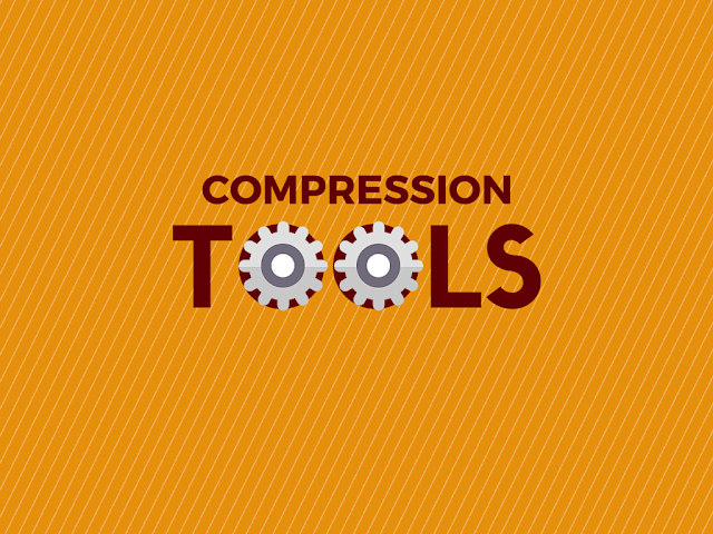 List of best web based compression tools