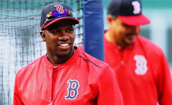 Los Medias Rojas de Boston hicieron oficial la lista de jugadores que recibieron una invitación para el campo de entrenamientos del equipo