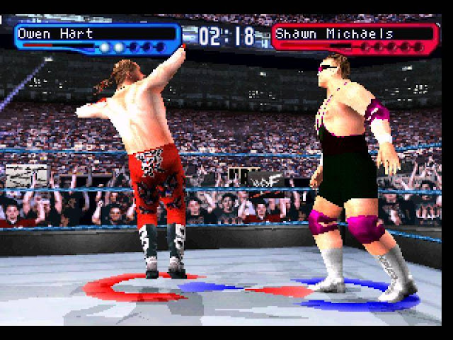 WWF Smackdown 2 Know Your Role MOD Apk Android