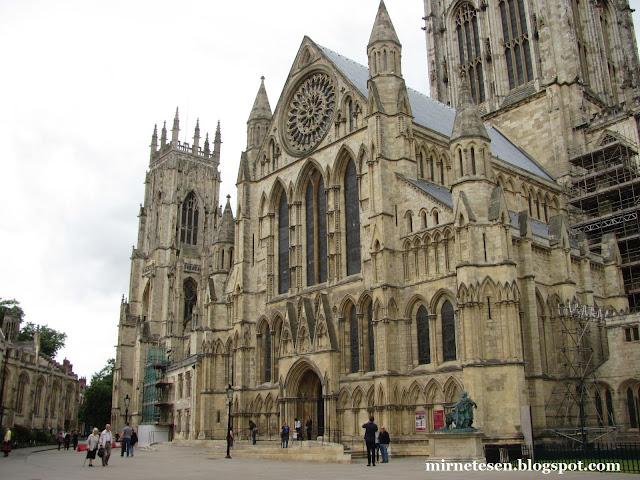 Йорк - Йоркский собор