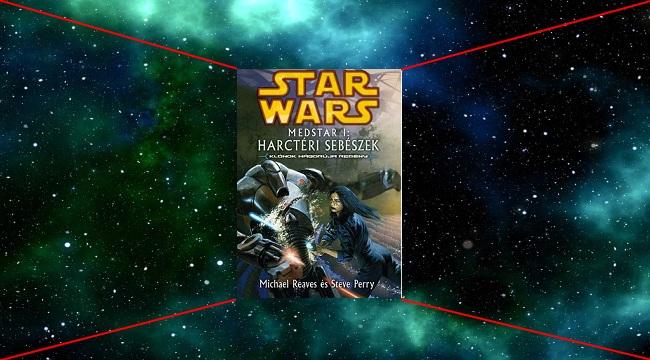 Medstar I. Harctéri sebészek Star Wars könyv