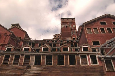 lugares abandonados al rededor del mundo