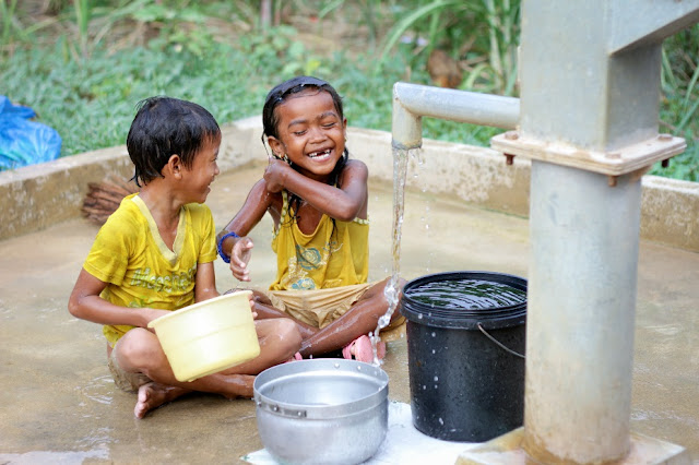 Join the World Vision Global 6K for Water on May 6th, and help make clean water a reality for today's kids!