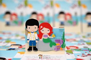 princess ariel, under the sea party, little mermaid birthday