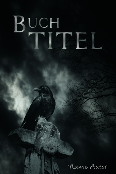 Premade-Cover für Thriller, Krimi oder Horror