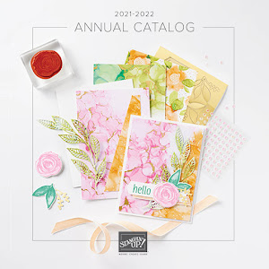 Brand New Stampin' Up! Annual Catalog