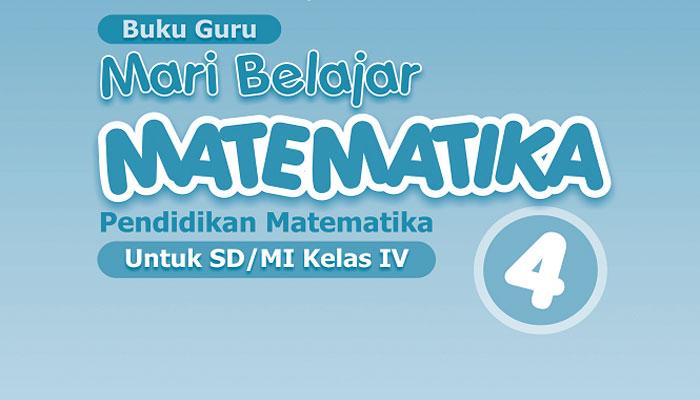 Buku Matematika Kelas 4 Kurikulum 2013