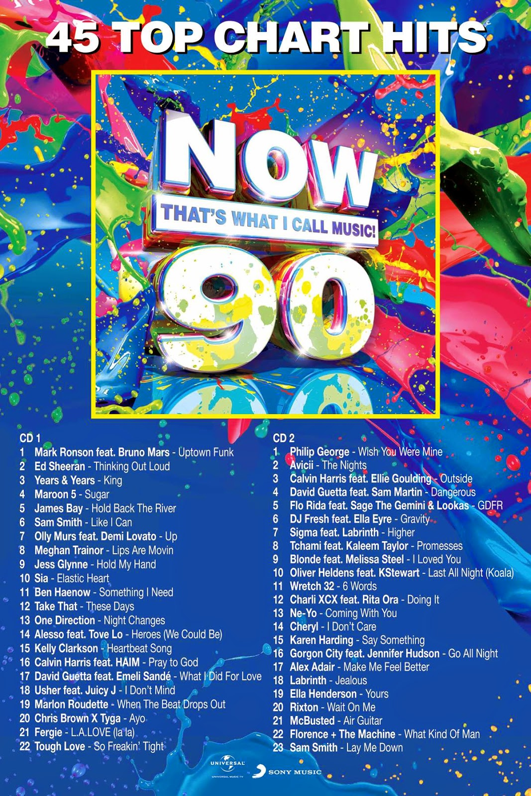 youtube now thats what i call music 2015