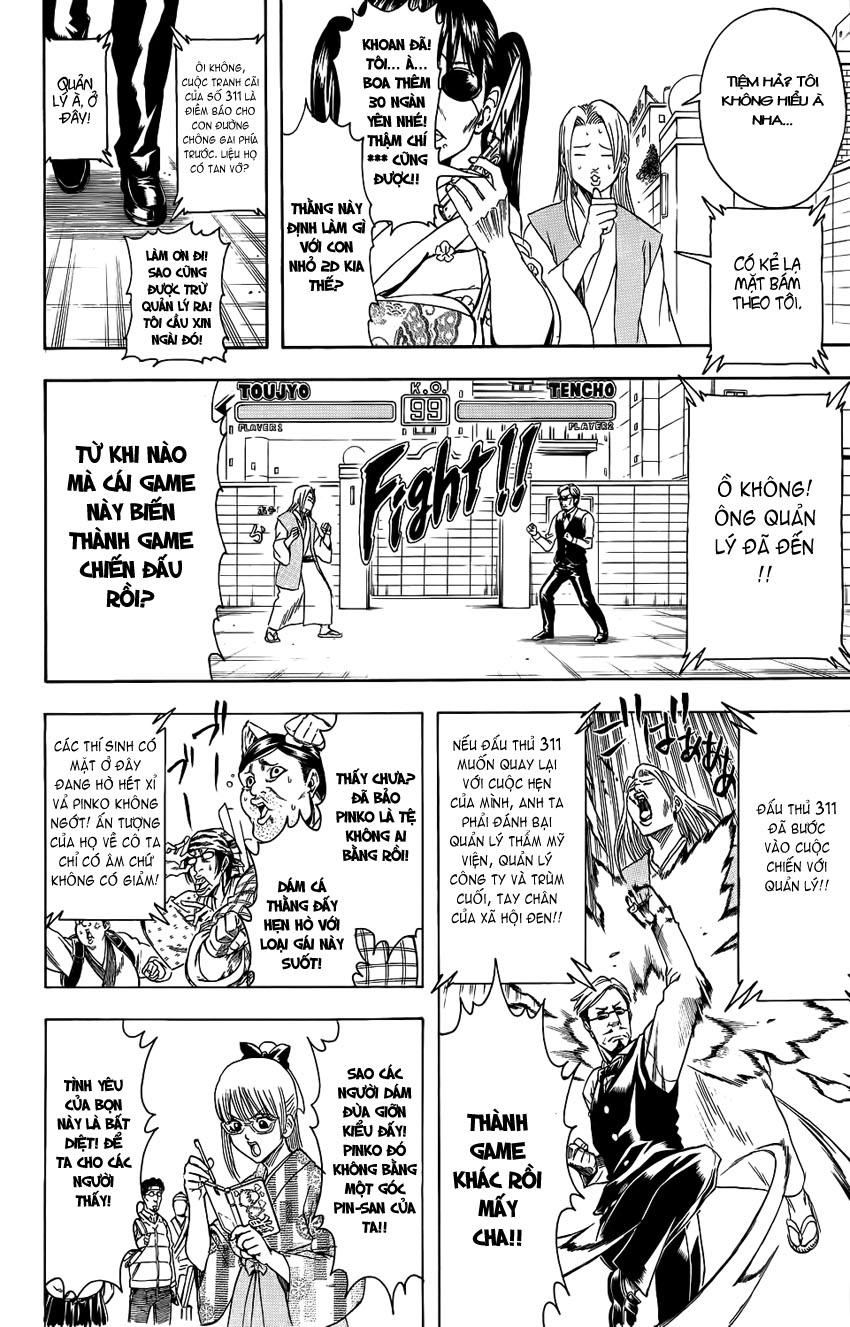 Gintama Chap 350 page 5 - Truyentranhaz.net