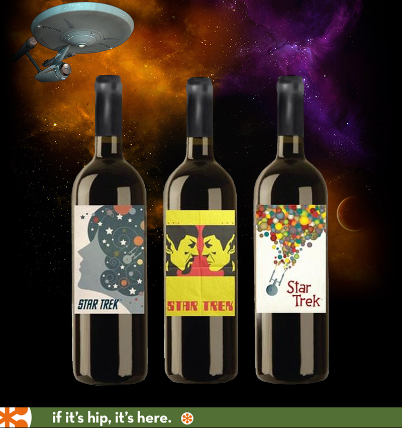 Star Trek Wines