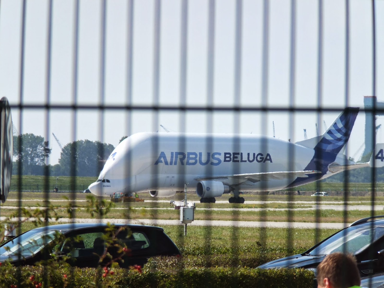 AIRBUS-BELUGA-no.4-Airplane エアバスベルーガ4号機