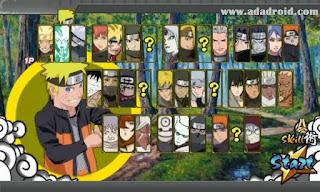 Naruto Senki Heroes v3 (Boruto Coming) 2019 Mod Apk
