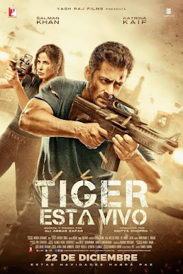 Tiger Zinda Hai 2017 Custom HD Sub